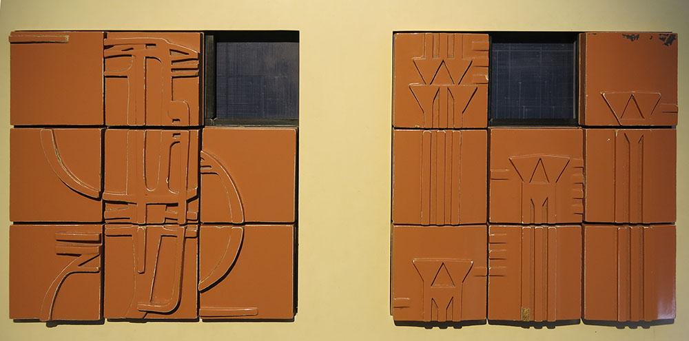 Sample Front Elevation Tiles : Mackintosh scotland street school museum travel design