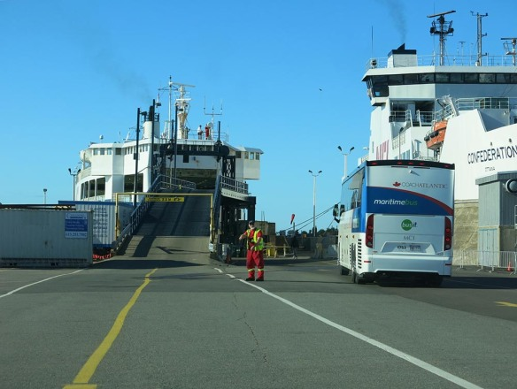 Ferry From Pei To Cape Breton Island