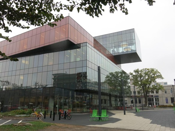 Halifax Central Library Travel Design Impressions