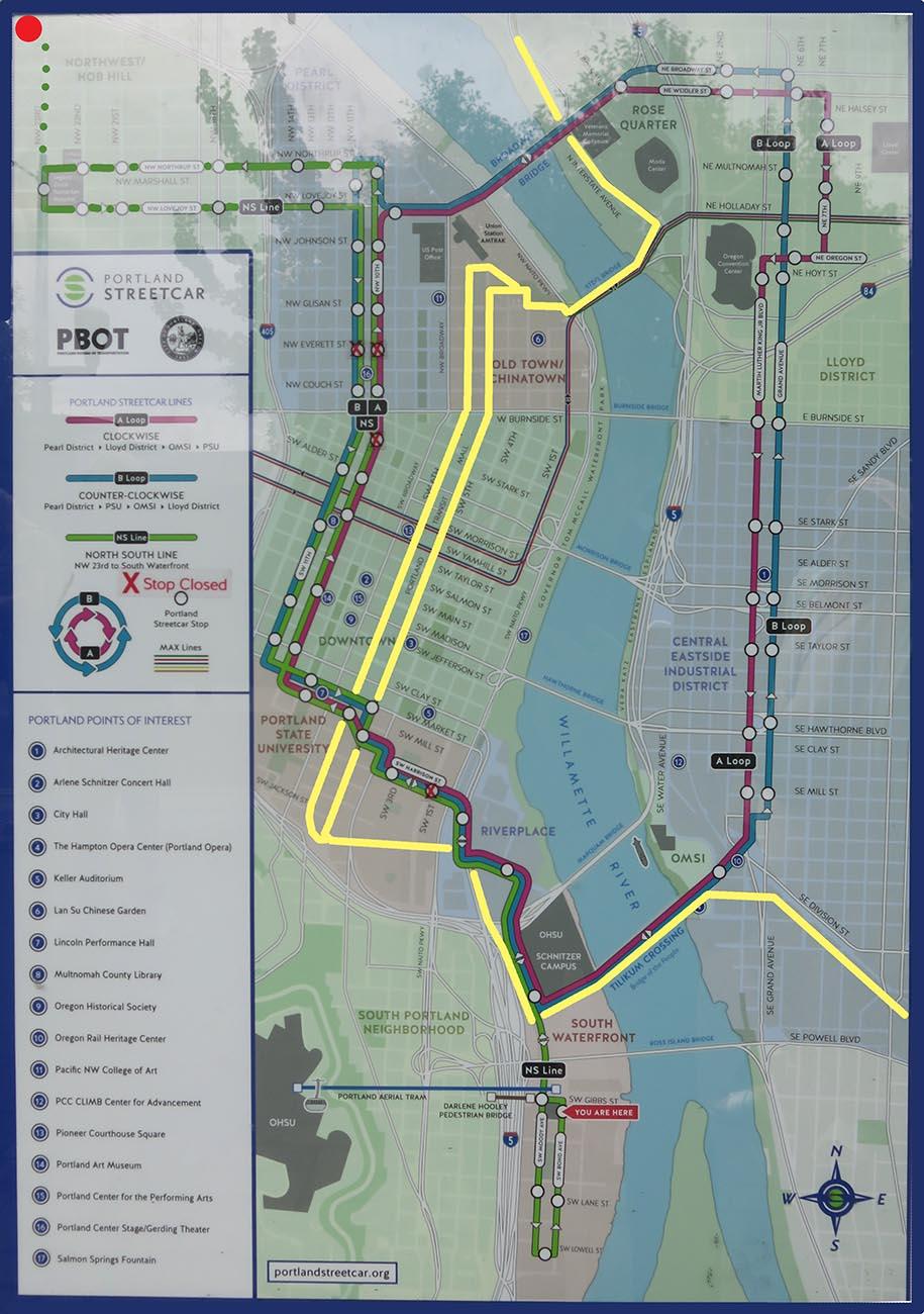 Portland, Oregon - South Waterfront | Travel Design ...
